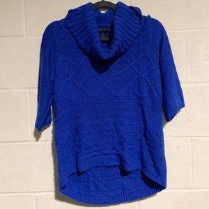 Style & Co - Petite Cobalt Sweater - Size Large